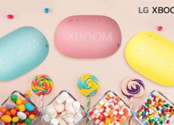 "LG เปิดตัว ""LG XBOOM Go Jellybean"" ลำโพงบลูทูธ 3 สีใหม่"